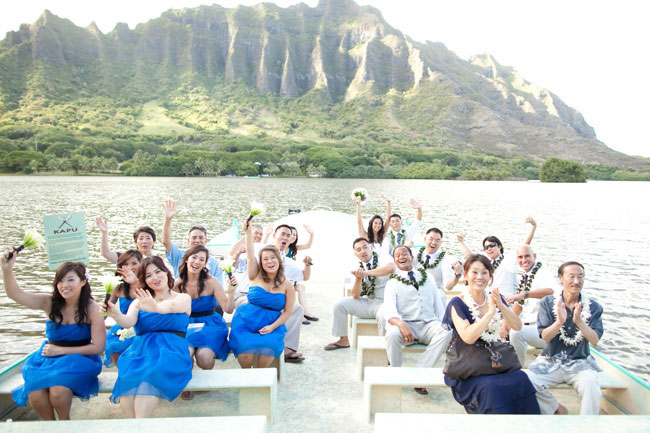 Kualoa Ranch Destination Hawaii Wedding Photographer Caroline
