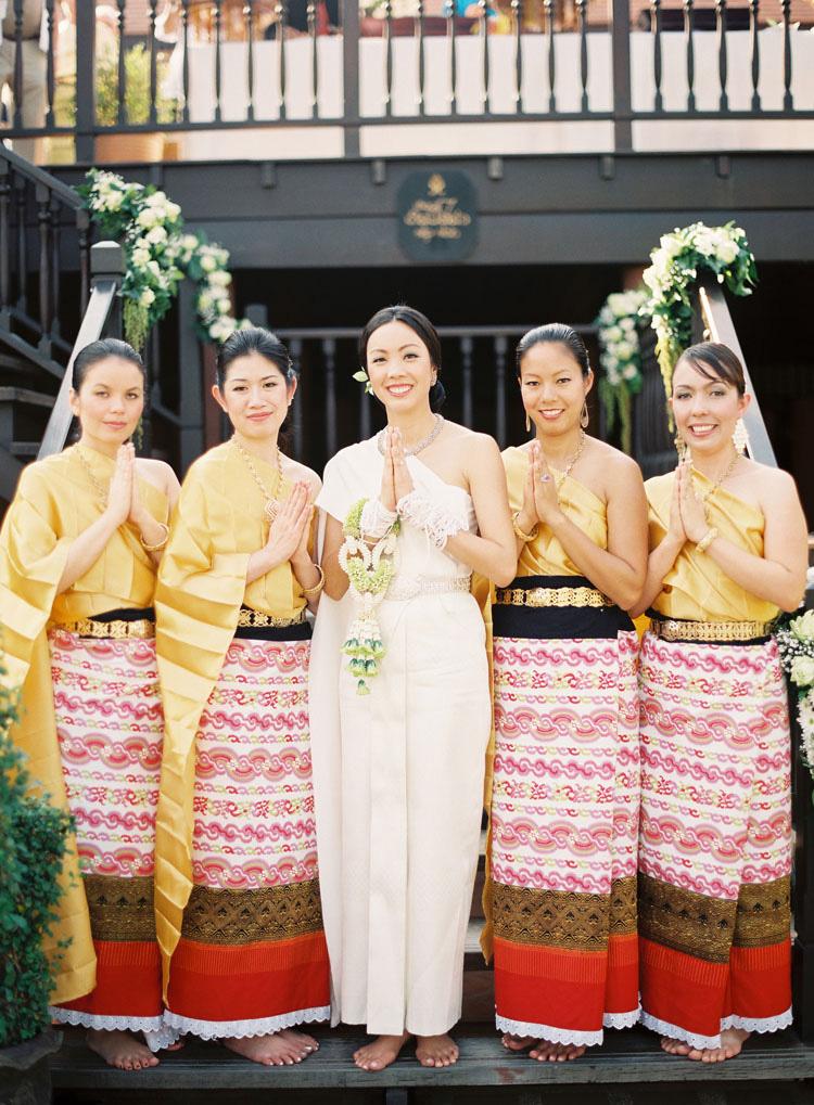 Thailand Wedding Photography: Thailand Wedding Photographer - Caroline Tran
