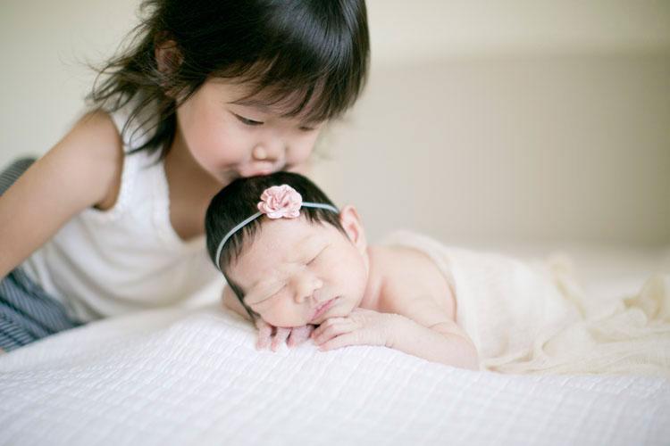 Santa monica newborn photographer caroline tran los angeles wedding baby branding photographer