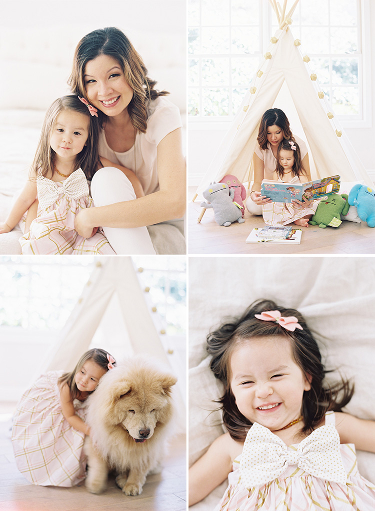 mommy and me by caroline tran