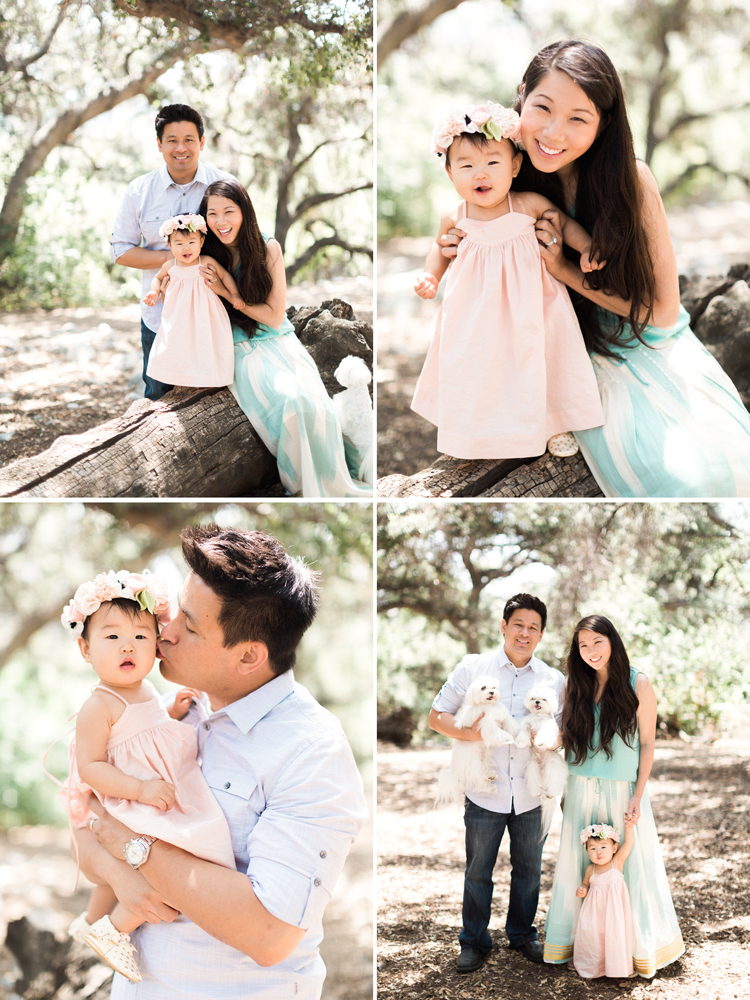 Los Angeles Baby Photographer Caroline Tran