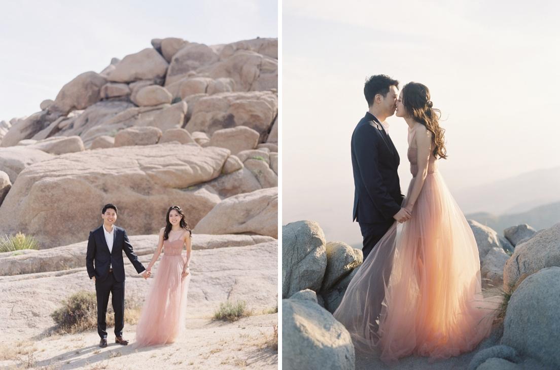 elopement photography joshua tree