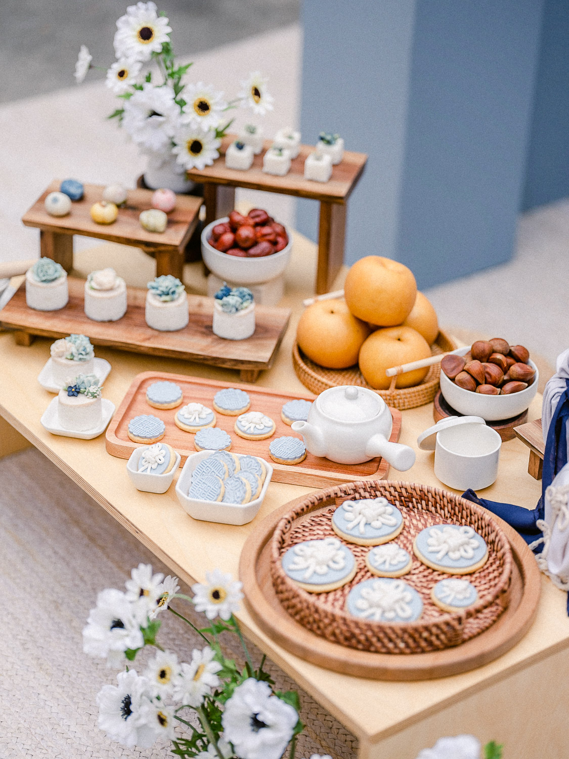 Korean tradition for first birthday