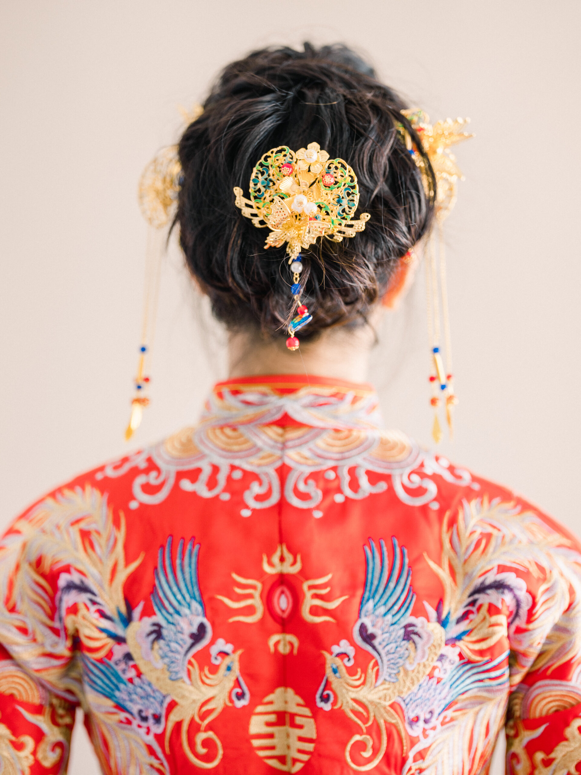 chinese bride portraits